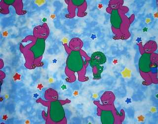 princess_trunk VHTF Barney w/Baby Bop Dress Deluxe Custom Sz 12M 10Yrs