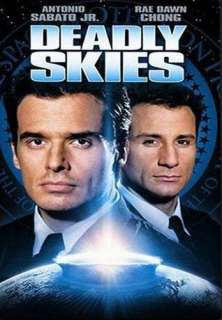 Deadly Skies: Antonio Sabato, Jr., Rae Dawn Chong, Dominic