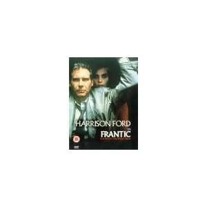 Frantic [VHS] Harrison Ford, Betty Buckley, Emmanuelle