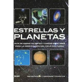 Estrellas y planetas: Guia de mapas celestes y cartas estelares para