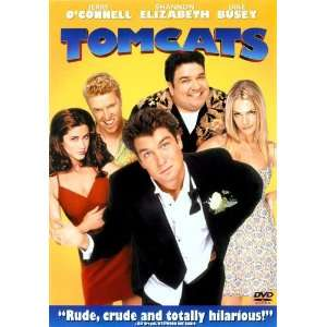 Tomcats Poster B 27x40 Jerry OConnell Shannon Elizabeth