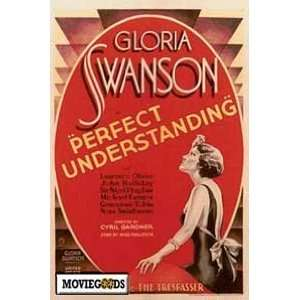 27x40 Gloria Swanson Laurence Olivier John Halliday