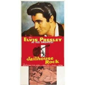 Poster C 27x40 Elvis Presley Judy Tyler Vaughn Taylor: Home & Kitchen