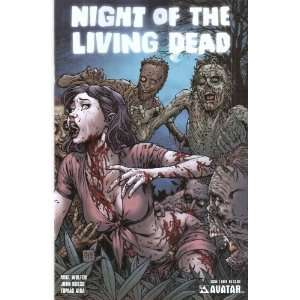 of the LIVING DEAD #1 (OF 5) Gore Cover John Russo Mike Wolfer Books