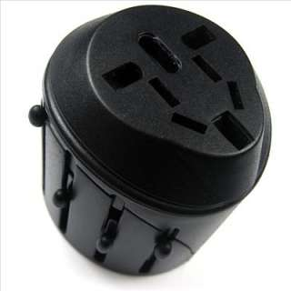 Carry Power Adapter travel PLUG CONVERTER AU EU UK US