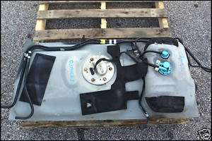 FUEL TANK & PUMP MUSTANG GT 01 02 4.6 GAS 4.6 2001 2002