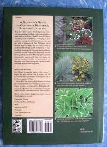 Rodales Organic Gardening Low Maintenance Landscaping 9780875966137