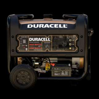 Brand New Duracell DG3200 3200Watt Gas Portable Generator