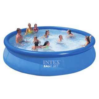 Intex 15 x 36 Easy Set Swimming Pool   Round.Opens in a new window