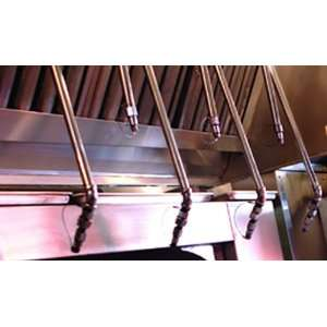 Restaurant Fire Suppression System for 4ft   8ft Exhaust