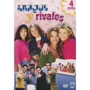 Amigas Y Rivales 4 DVD: Michelle Vieth: Movies & TV