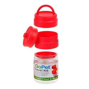 New Age Pet GoPet Travelor Kit Dogs