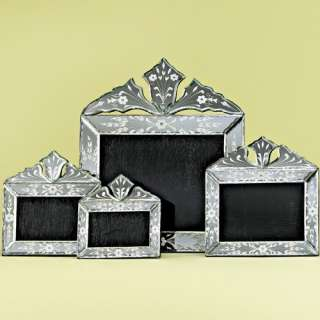 Venetian Gems Susie Mirror Picture Frame Decor
