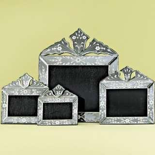 Venetian Gems Susie Mirror Picture Frame Decor