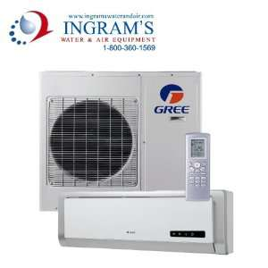 GREE 12,000 BTU 22 Seer Ductless Mini Split Heat Pump