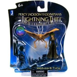 Percy Jackson & The Olympians The Lightning Thief Micro Figure 2Pack