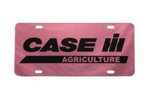 CASE IH CUSTOM LICENSE PLATE NEW LOGO CAR TRUCK TAG