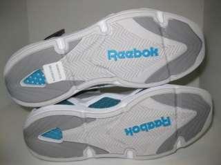 Reebok Kamikaze III Mid Swizz Beatz Steel Feather Blue  vintage reebok big  hurt kamikaze shawn kemp shoes ... 7700d7319