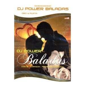 DJ POWER BALADAS : CON EL CORAZONPARA ESE CORAZON