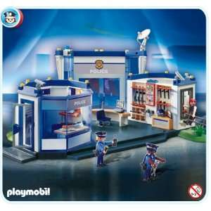 Playmobil Police Headquarters