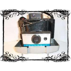 Polaroid 210 Automatic Folding Land Camera Everything