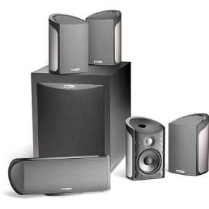 Polk Audio RM 10   5.1 channel home theater speaker system