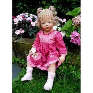 Holly Baby Doll By Monika Levenig 32 Inches Tall Only a