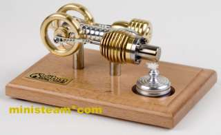 Bohm Boehm Stirling Engine HB7 for Live Steam Toys