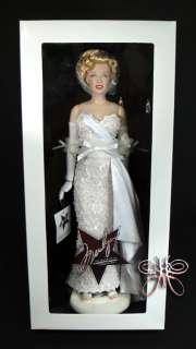 Franklin Mint Marilyn Monroe Doll Movie Debut