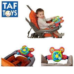 Taf Toys Baby Stroller/Buggy Steering Wheel Toy