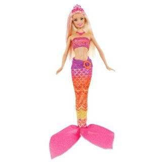 Barbie in A Mermaid Tale Merliah Doll & Necklace: Explore