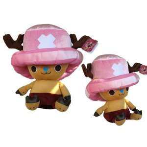10in Tony Tony Chopper Plush Doll   One Piece Manga