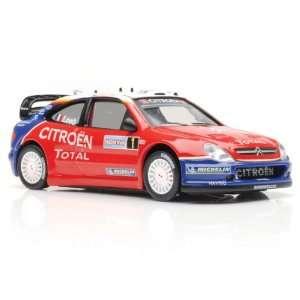 Citroen Xsara WRC #1 S. Loeb D. Elena Winner Rally Italia 2005